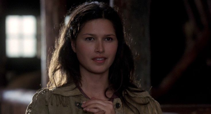 """Karina Lombard (Isabel) - """"legends of the fall"""" 1994"""
