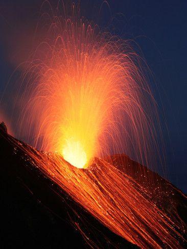 Mt. Stromboli