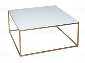 Buy Strassen Square Glass Coffee Table