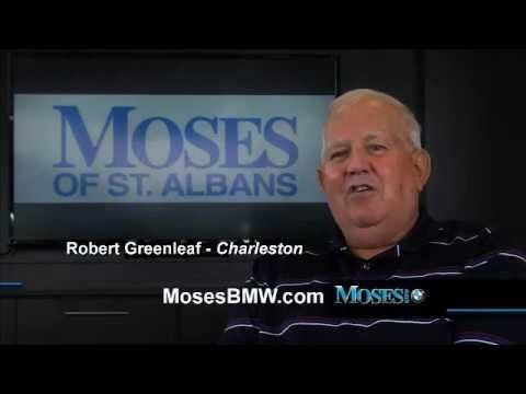 Robert Greenleaf describes why Moses BMW is his Ultimate BMW Dealership. www.mosesbmw.com