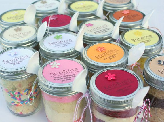 Jar Cake Lovers Pick-Your-Own 6 Pack