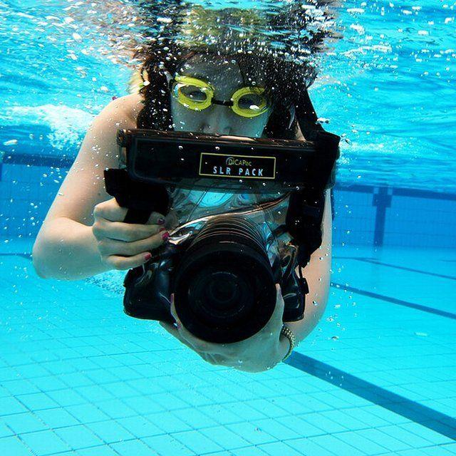 Fancy | WPS10 Waterproof Camera Case by DiCAPac