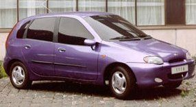 OG | 2004 VAZ-1116 / ВАЗ-1116 | Prototype