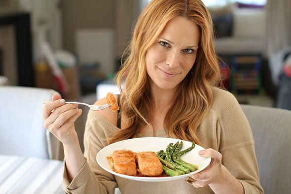 How To: 3 Salmon Dishes in Under 30 minutes | Molly Sims