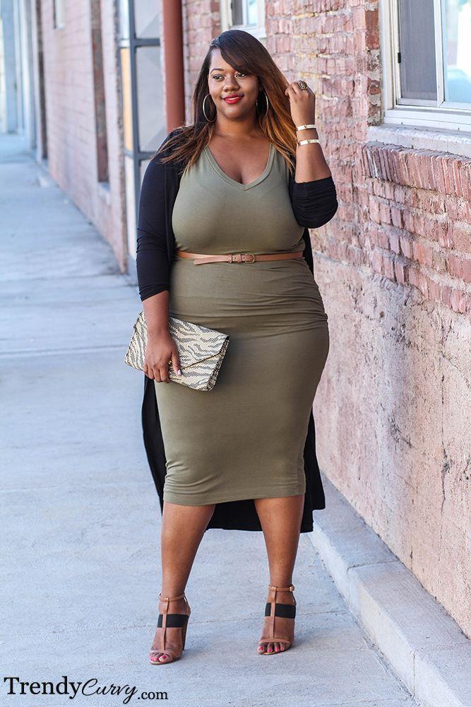 Trendy Curvy Plus Size Fashion Style Blog Trendy Plus Size Fashion Pinterest