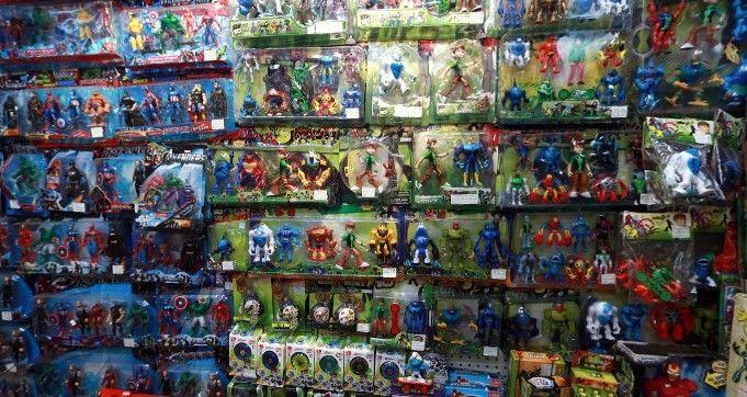 Toys Wholesale China Yiwu 5