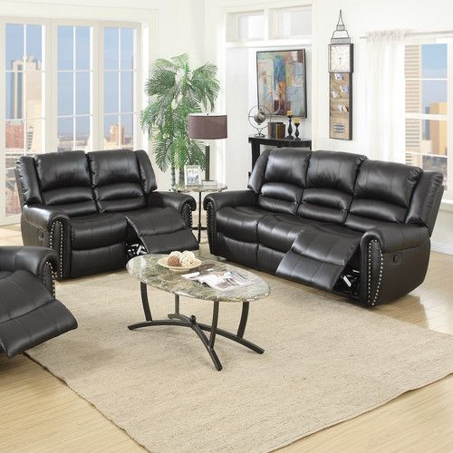 Found it at Wayfair - Madison Reclining Sofa and Loveseat Set