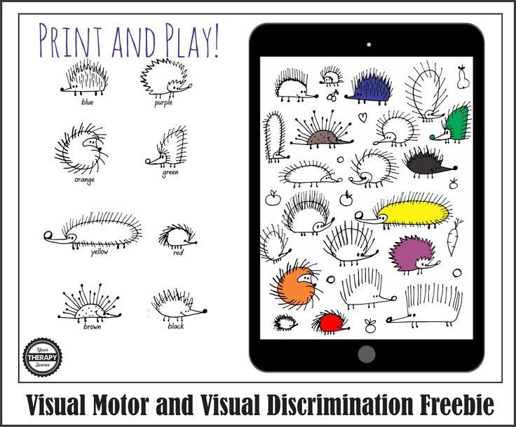 497 best Visual Perceptual Activities images on Pinterest