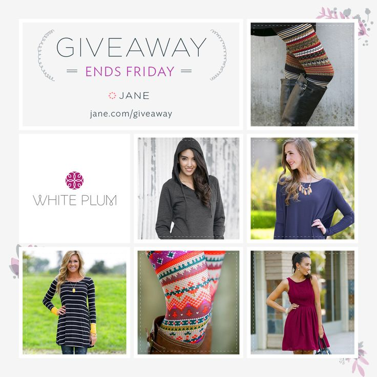 I just entered the Jane.com #giveaway from @veryjane and @shopwhiteplum. I hope I win one of the prizes! http://vryjn.it/whiteplum-pin