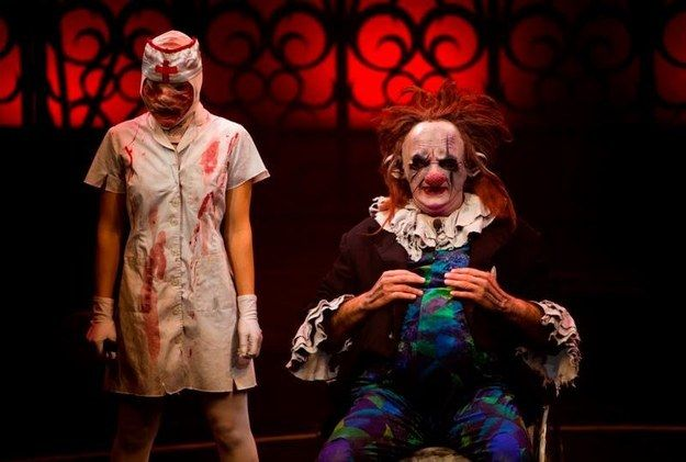 Muérete de miedo en el Circo de los Horrores. | 10 Experiencias que vale la pena probar en octubre