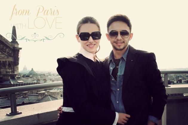 Paris, sun, love & www.sunglasscurator.com