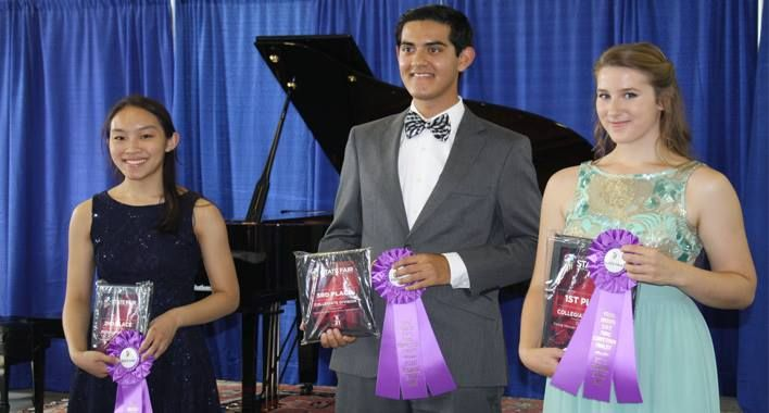 Young Hoosier State Piano Competition