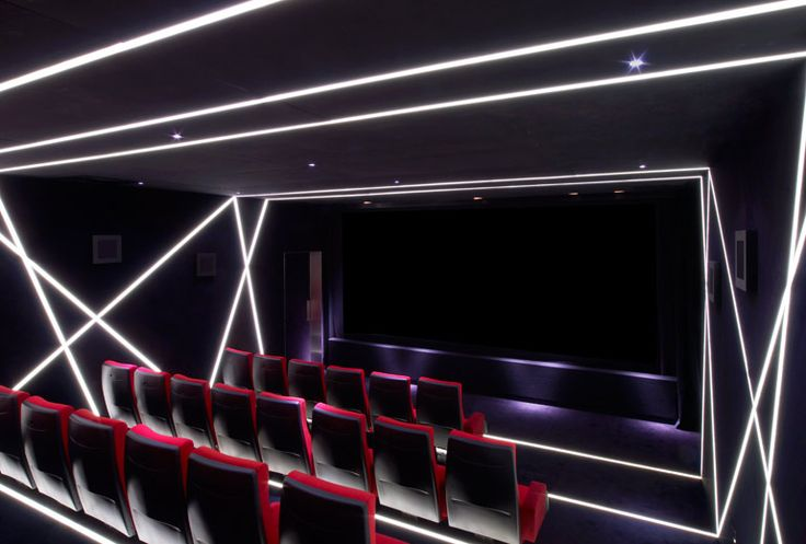 W London - Leicester Square W1D - Screening Room