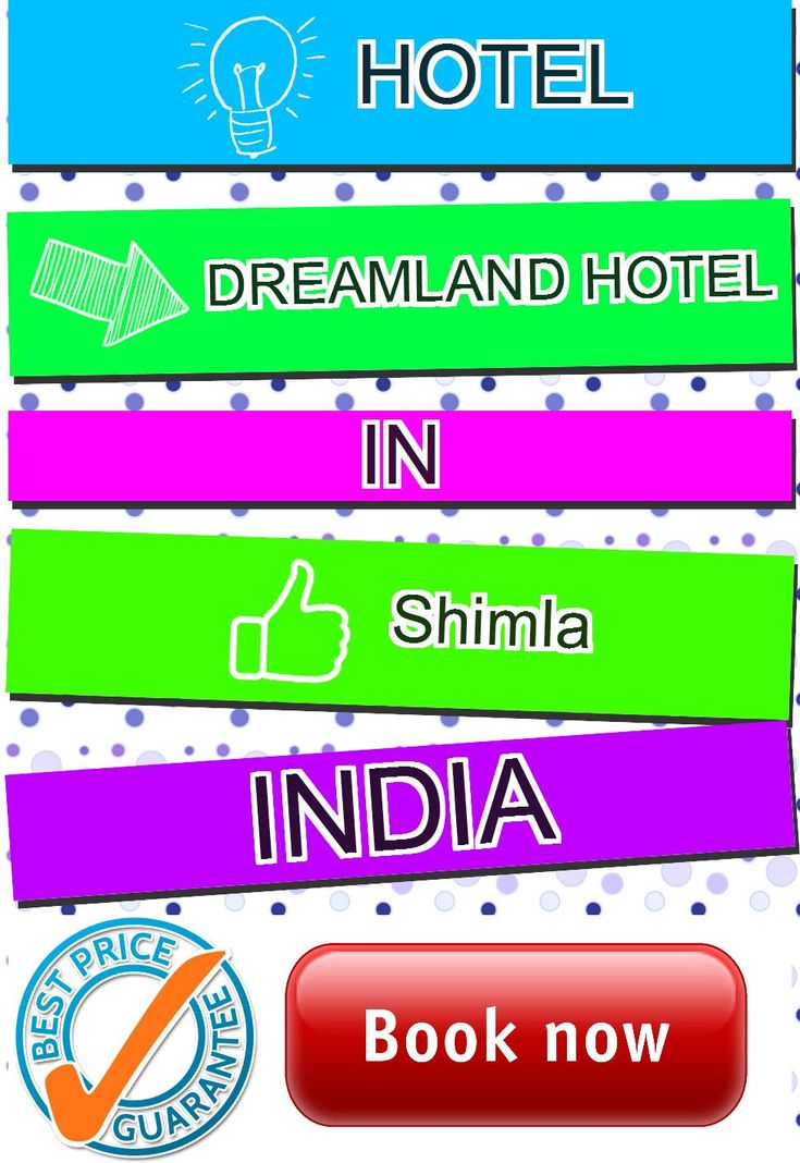 Hotel Dreamland Hotel in Shimla, India. For more information, photos, reviews and best prices please follow the link. #India #Shimla #DreamlandHotel #hotel #travel #vacation