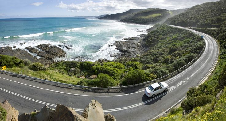 Lorne, Great Ocean road. Well worth a drive to enjoy the beautiful scenery #lorne #victoria #australia www.OzeHols.com.au