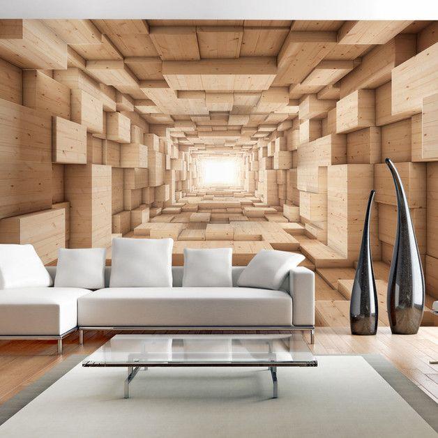 Die 25+ Besten Ideen Zu 3d Wallpaper Auf Pinterest | Salon-design ... 18 Designs Wohnzimmer Mit Gewolbe Decke