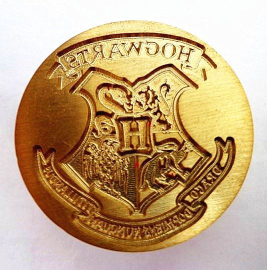 20% OFF - 1 pc The hogwarts crest - harry potter -  traditional copper products Handmade retro gifts Wax Seals Stamp Wax Seal (WS04)