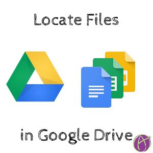"""When you create a new document or if you use File->Make a copy, the document is most likely in your main """"My Drive"""" in Google Drive.If you are having trouble locating your file, here are some t..."""