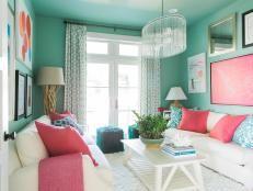 HGTV Dream Home 2016: Media Room | HGTV Dream Home | HGTV