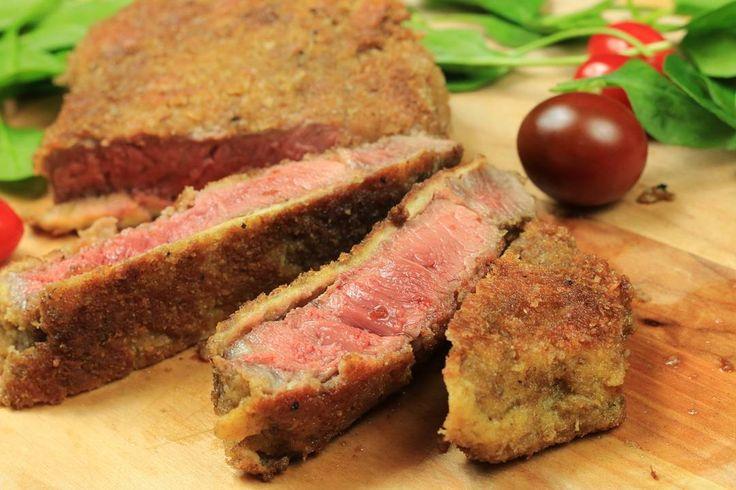 Minchia che jugosa está la #milanesa de #res de #cocinerositalianos  MIRA >> https://youtu.be/ZI0_AZ9cTlU  #foodphotography #food #pic #picoftheday #foodporn #meat #meatlovers #beef #schnitzel #italy #italiancuisine #italia #italiansdoitbetter #chef #chefsofinstagram #cheflife