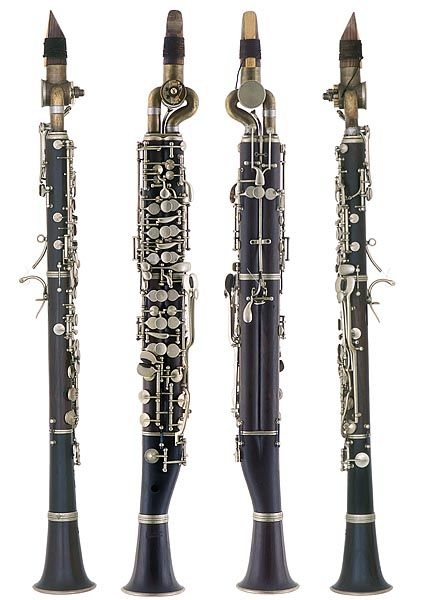OMG I quartertone clarinet! I want one! :)