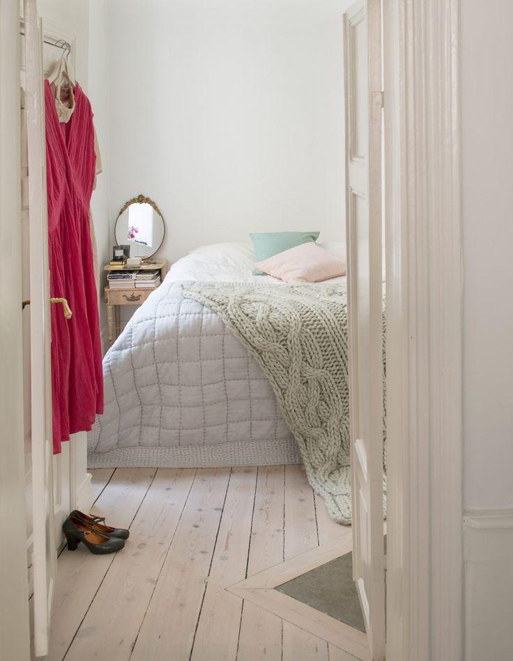 cozy and feminine bedroom
