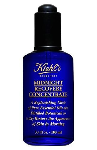Kiehls midnight recovery....if I could buy shares in this product I would. It's simply incredible.  Plus! It's so hydrating and locks in the moisture!