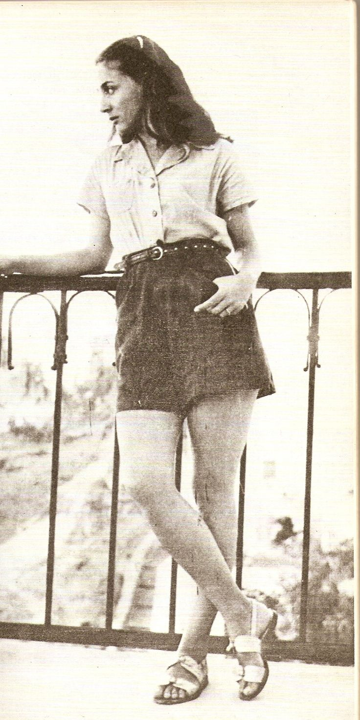 Elli Lambeti , a great Greek actress.