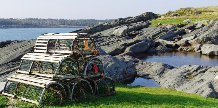 Four on the Shore - Golf in Yarmouth Nova Scotia for Golf Travel & Leisure
