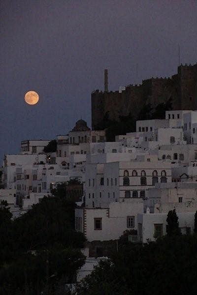 Patmos. Been there. So neat to know apostle John wrote Revelation there.