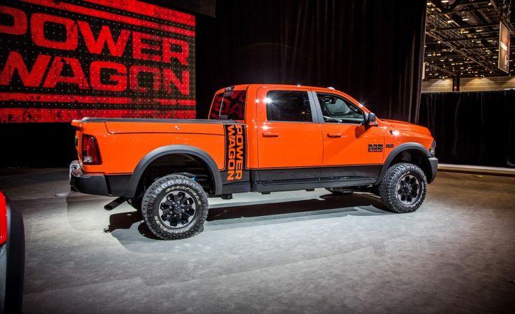 "2017 Dodge Ram ""Power Wagon"""