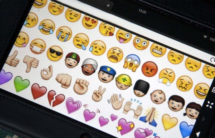 ¿Cuál es el verdadero significado de los emojis?