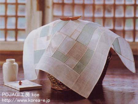 ポジャギ用の布やキットなどの販売・関連コンテンツも充実。