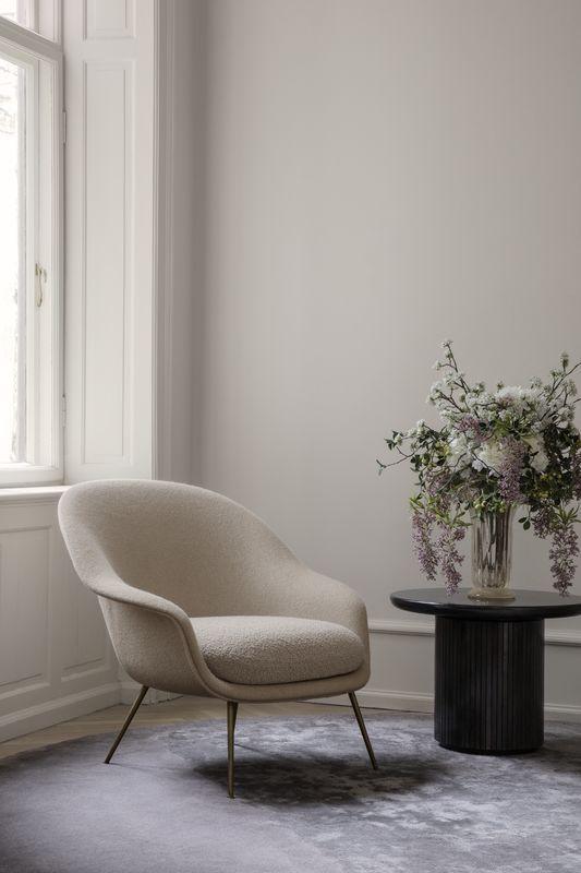 Gubi Bat Lounge Chair By Gamfratesi And Moon Coffee