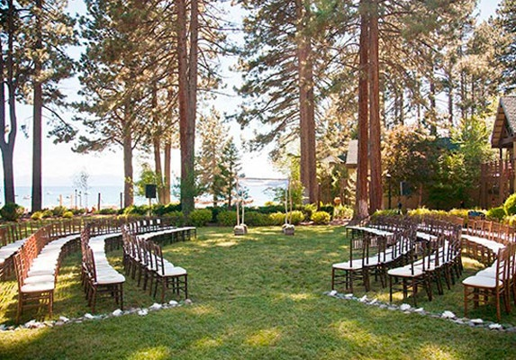 Lake Tahoe wedding | Real Weddings and Parties | 100 Layer Cake