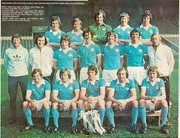 Manchester City FC 1976