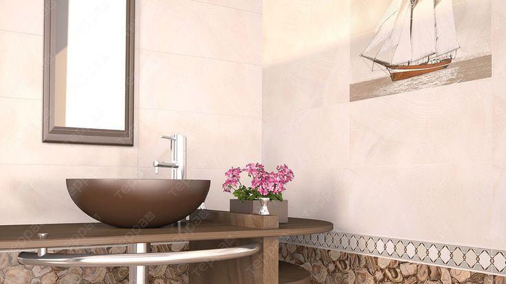 Интерьер ванной Azori - Agat