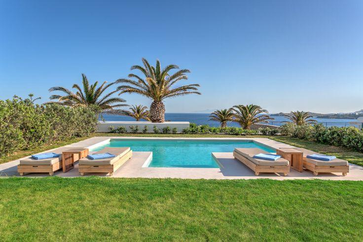 Santa Marina Private Suite Pool