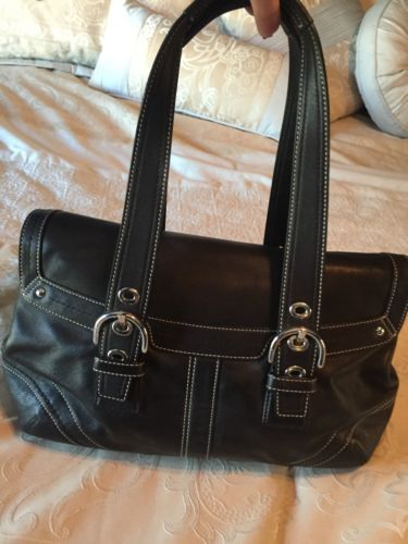 #MK #MickaelKors windowpub.com Coach Handbag Black Authentic #MK #MickaelKors windowpub.com