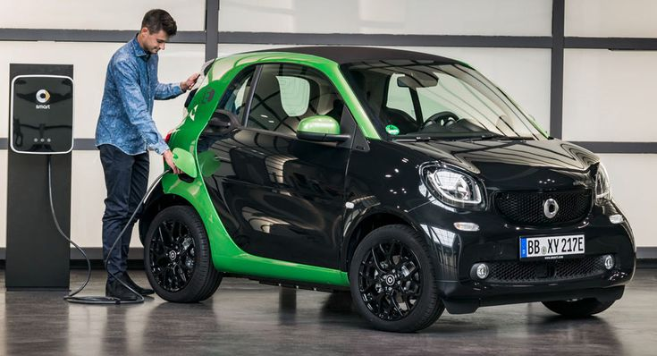 New Smart ForTwo & ForFour Electric Drive Priced From 21940 In Germany
