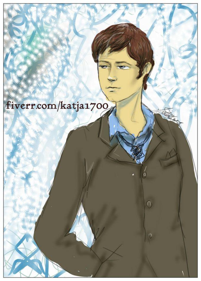 Cartoon portraits and illustrations  https://www.fiverr.com/katja1700/draw-custom-cartoon-portrait-western-anime-style?funnel=32b3bac1-d0cd-4d82-9e6e-a7a59452759f