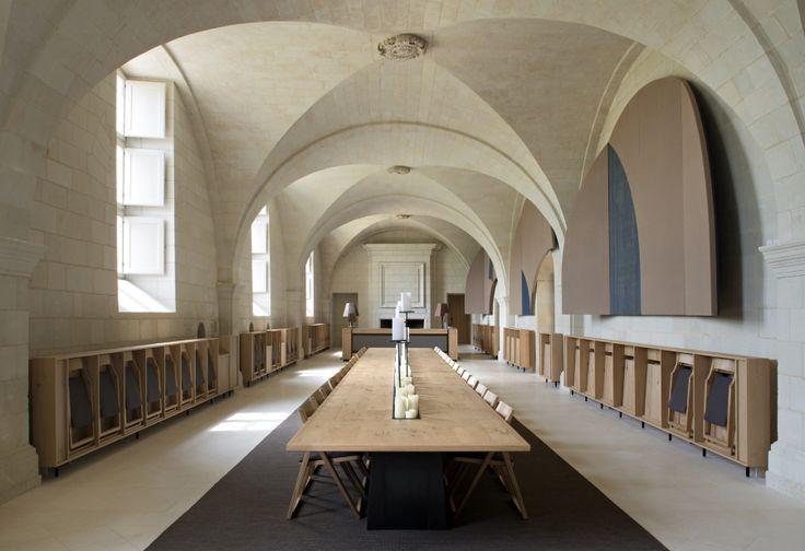 Abbaye Royale de Fontevraud, Patrick Jouin, Sanjit Manku, Jouin-Manku Studio - Porte & Finestre