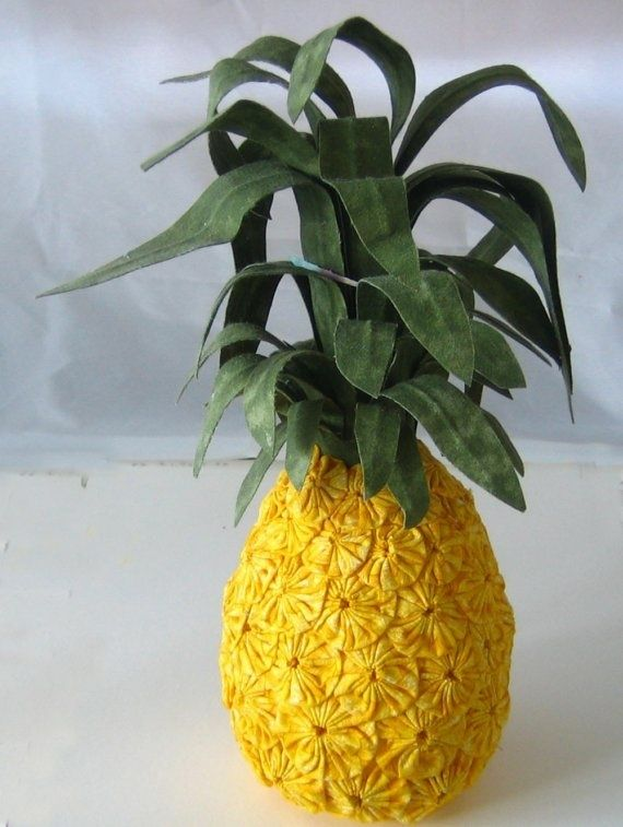 yo yo pineapple