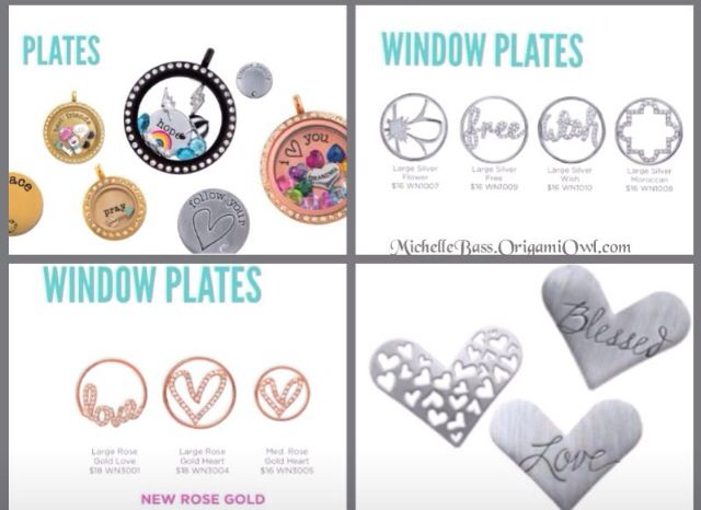 Origami Owl 2014 Spring Collection www.larslockets.origamiowl.com