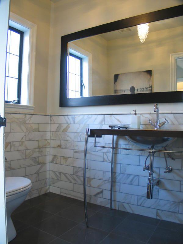 Half Bathroom Renovation Ideas 9 best half bath designs images on pinterest | home decor, room