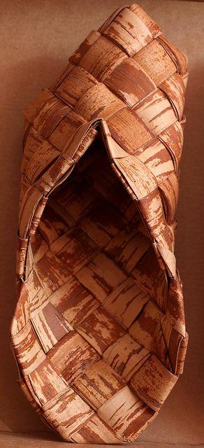 Bark shoe