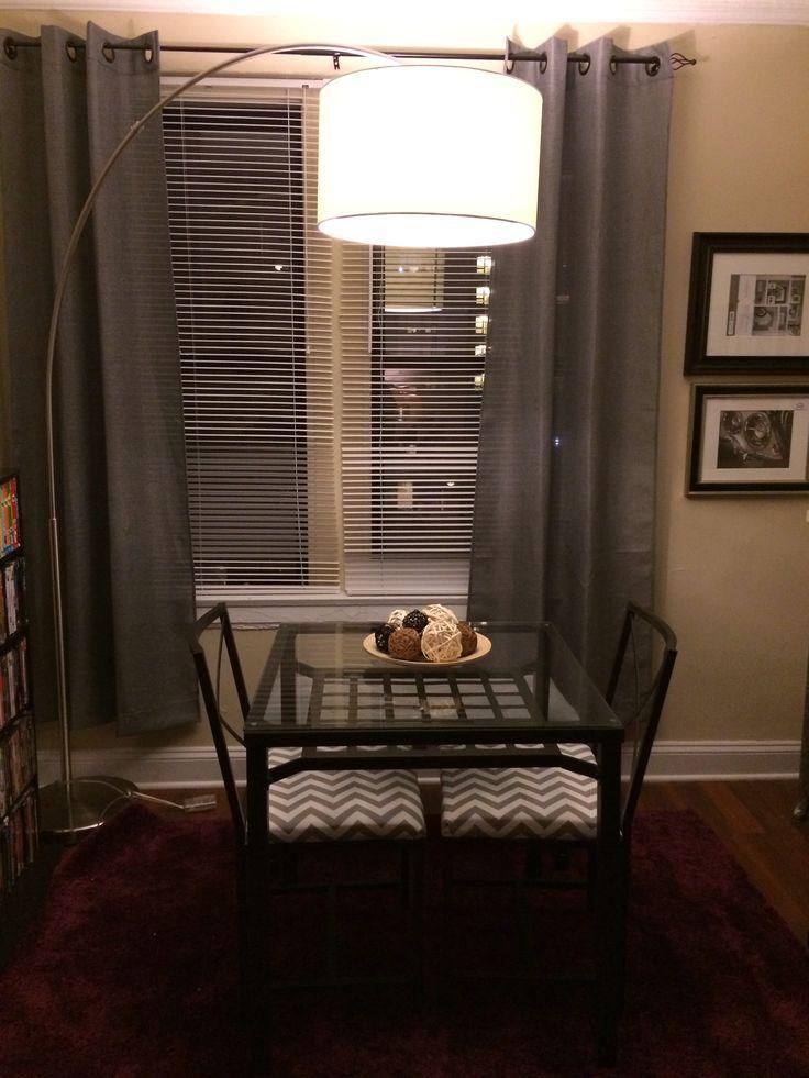 13 best Arc lamp dinning room images on Pinterest