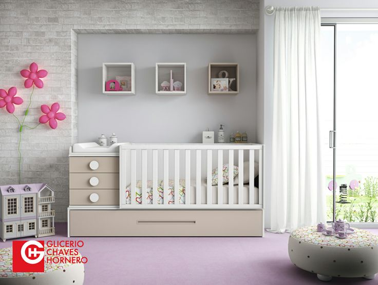 14 best CUNAS CONVERTIBLES SMILE images on Pinterest   Baby rooms ...