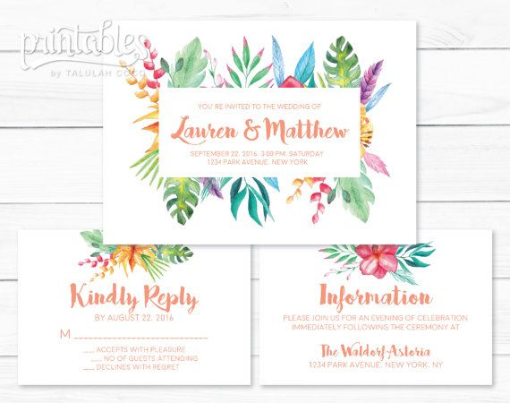 29 best Wedding Invitations A Curated Gallery images on Pinterest - invitation information template