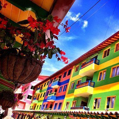 ¡Feliz fin de semana! No esperes a que los demás te cuenten lo bonita que es Colombia. Viaja con #Cootraespeciales y sorpréndete con los paisajes de este maravilloso país.